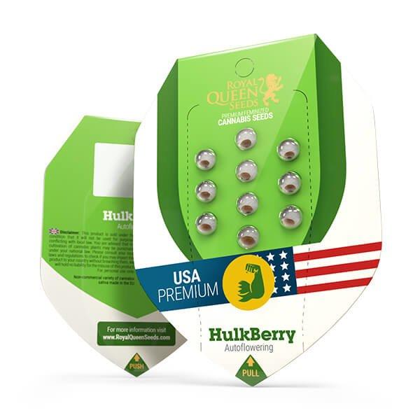 HulkBerry Automatic