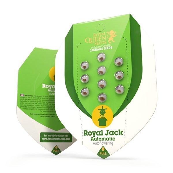 Royal Jack Automatic